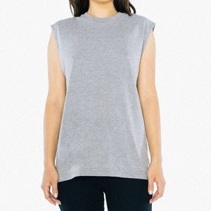 American Apparel Unisex Triblend Muscle Tank